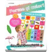 Forme si culori. Planse educationale