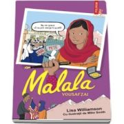 Malala Yousafzai - Virsta recomandata 8+