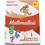 Matematica. Manual pentru clasa a IV-a, semestrul II