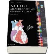 Netter Atlas de Anatomie pentru Colorat - Editia a II-a