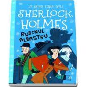 Sherlock Holmes. Rubinul albastru (Stephanie Baudet)