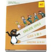 Educatie civica, manual pentru clasa a III-a. Semestrul II