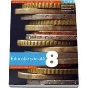 Manual de educatie sociala, pentru clasa a VIII-a