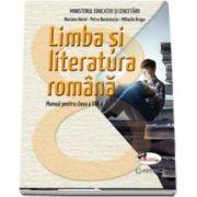 Manual de Limba si literatura romana, pentru clasa a VIII-a