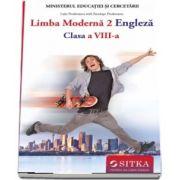 Manual de Limba moderna 2 Engleza, pentru clasa a VIII-a