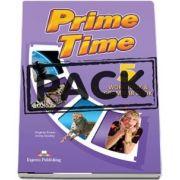 Virginia Evans, Prime Time 5. Workbook and Grammar with Digibooks App