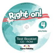 Right On! 4. Test Booklet CD-ROM