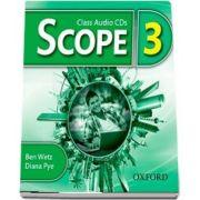 Scope Level 3. Class Audio CD