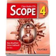 Scope Level 4. Class Audio CDs