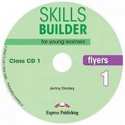 Skills Builder FLYERS 1. Set of 2 Class CDs