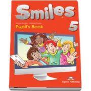 Smiles 5. Pupils Book (Jenny Dooley)