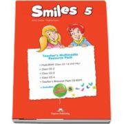 Smiles 5. Set of 5 Teachers Multimedia Resource Pack (Jenny Dooley)