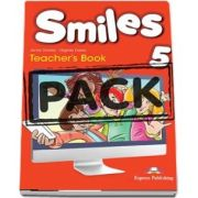 Smiles 5. Teachers Book, interleaved with Posters and Lets Celebrate (Jenny Dooley)