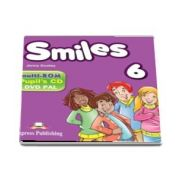 Smiles 6. Multi-ROM, Pupils Audio CD (Jenny Dooley)