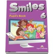 Smiles 6. Pupils Book (Jenny Dooley)