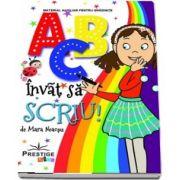ABC invat sa scriu