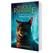 Pisicile Razboinice. Semnul Lunii - Cartea XXII
