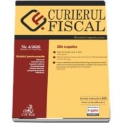 Curierul fiscal nr. 4/2020