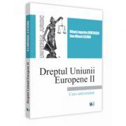Dreptul Uniunii Europene II
