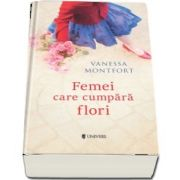Femei care cumpara flori