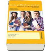 Limba si literatura romana, ghid complet pentru evaluarea nationala, clasa a VIII-a