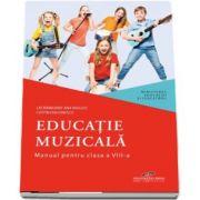 Manual de educatie muzicala pentru clasa a VIII-a