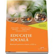 Manual de educatie sociala pentru clasa a VIII-a