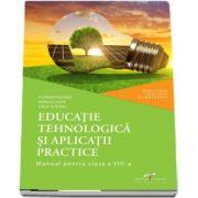 Manual de educatie tehnologica si aplicatii practice pentru clasa a VIII-a