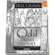 Neil Gaiman, Odd si Uriasii de Chiciura