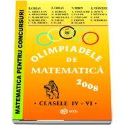 Olimpiade de matematica 2008, clasele IV-VI