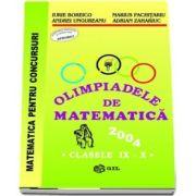 Olimpiade de matematica 2004, pentru clasele IX-X