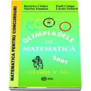 Olimpiade de matematica 2007, clasele V-VI