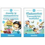 Set doua carti, A4, grupa mare 5-6 ani - Mariana Andreianu