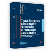 Oliviu Puie, Tratat de contracte administrative si contencios al contractelor administrative