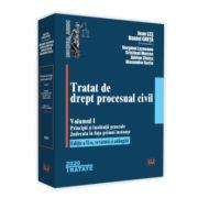Ioan Les, Tratat de drept procesual civil. Volumul I. Editia a II-a