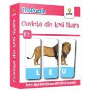 TrioPuzzle. Cuvinte din trei litere