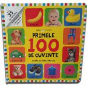Bebe invata. Primele 100 de cuvinte. Carte cu ferestruici