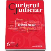 Curierul Judiciar nr. 6/2020 - Coordonator Calin-Viorel Iuga