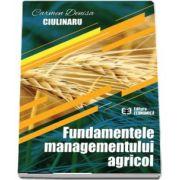 Fundamentele managementului agricol