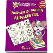 Invatam si scriem alfabetul 4-6 ani