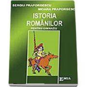 Istoria romanilor pentru gimnaziu