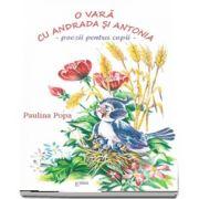 O vara cu Andrada si Antonia - poezii pentru copii