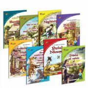 Pachet de 8 carti din colectia - Lecturi pentru copii isteti