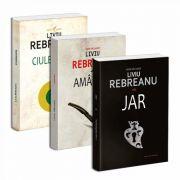 Seria de autor Liviu Rebreanu - 3 carti. Ciuleandra, Amandoi si Jar