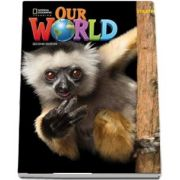 Our World Starter, Second Edition. Flashcards
