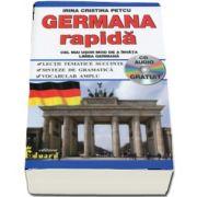 Germana rapida cu audio CD