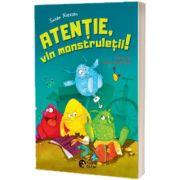 Atentie, vin monstruletii!, Susan Niessen, Booklet