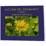 Atomi de diamant. Audio CD, Rada Pantea, Centrul Solisis