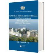 Autonomia bisericeasca si nationala a schitului Prodromu, Mihail Simion Sasaujan, Basilica