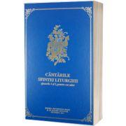 Cantarile Sfintei Liturghii - Glasurile 1 si 7, pentru cor mixt, Nicu Moldoveanu, Eibmo